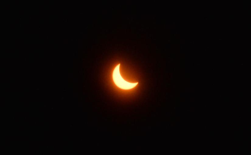 Jak oglądać zaćmienie Słońca?